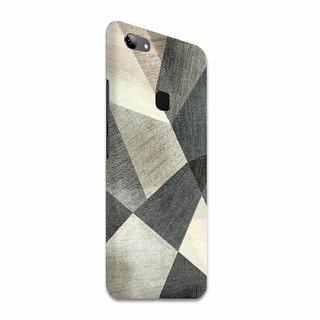 CoDecor Premium Designer Compact Hard Matte [Plastic] [Slim Fit] [Waterproof] Back Case Cover For Vivo Y83 [PTN1131VIY83]