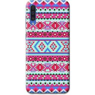 CoDecor Premium Designer Compact Hard Matte [Plastic] [Slim Fit] [Waterproof] Back Case Cover For Samsung Galaxy A50 [PTN1085SGA50]