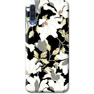 CoDecor Premium Designer Compact Hard Matte [Plastic] [Slim Fit] [Waterproof] Back Case Cover For Samsung Galaxy A50 [FLR1097SGA50]