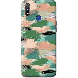 CoDecor Premium Designer Compact Hard Matte [Plastic] [Slim Fit] [Waterproof] Back Case Cover For Oppo Realme3 Pro [PRT1373OPRM3P]