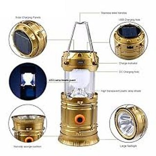 5800T Lantern Solar LED Torch Emergency Lighting For Home 6 - 1