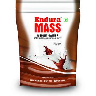 Endura Mass Chocolate 400 g.