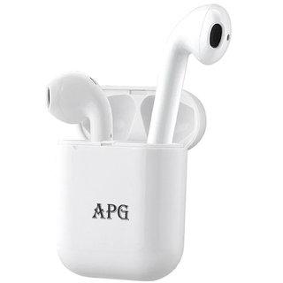 APG Bluetooth Headset F11 - White