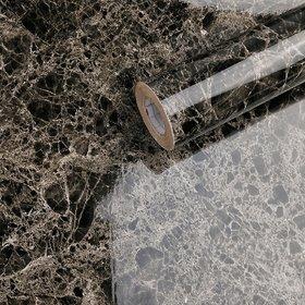 Jaamso Royals Granite Waterproof Contact Paper Countertop Furniture Wallpaper (100  60 CM)