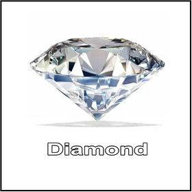 Zirconia 6.20 Carat Crystal American Diamond