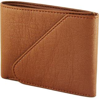 Avyagra presents leather try-fold wallet - Best gift for Men