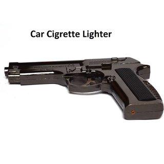 Barettta Gun Shaped Cigaratte Lighter with Windproof Jet Flame