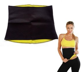 DIVERSE BIZ Body Shaper Hot Tummy Slimming Belt Waist Fitness Shapewear Men And Women