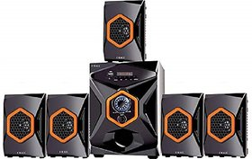 I KALL IK-555 Bluetooth 5.1 Channels Home Theater Speaker System With 1 Year Warranty