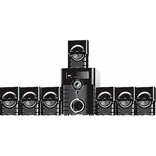 I KALL 7.1 Channel IK-6666 Home Theater System (Black)