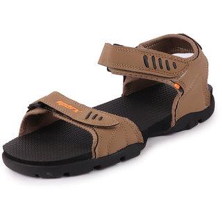 Sparx Men Camel Outdoor Sandals