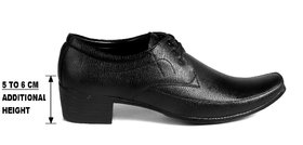 Bxxy Men's Height Increasing Formal Derby shoes