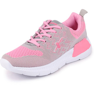 Sparx Women Grey Pink Running Shoes