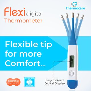 Thermocare Flexi Tip Digital Thermometer