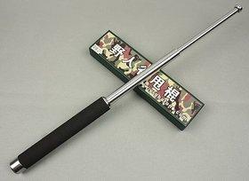 Right Traders Self Defense Security Telescopic Folding Stick Baton Rod Pac