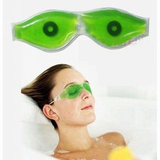 Gayatri  Aloe Vera Gel Eye Mask ( Pack Of 3 )