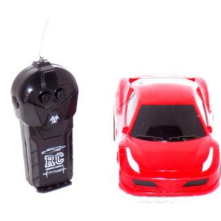 Red Ferrary R/C Car
