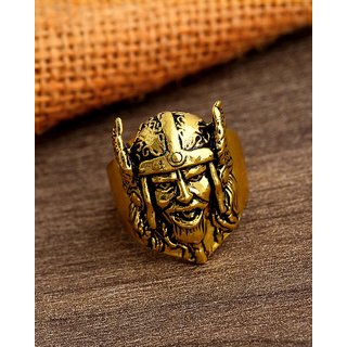 Dare by Voylla Devil Collection Viking Ring