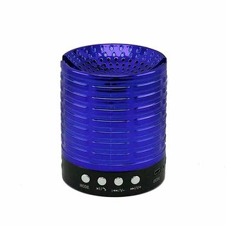 Mini Bluetooth Speaker Playing With Mobile/Tablet/Laptop/Aux/Memory Card/Pan Drive