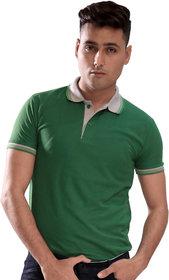 CeazarGrey Green Polo