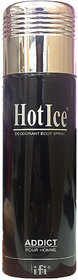 Hot Ice Addict Pour Homme