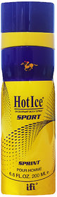 Hot Ice Sprint Pour Homme