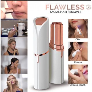 Flawless Finishing Touch Flawless Womens Painless Hair Remover Cordless Epilator (Multicolor)
