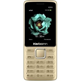 KARBONN K24+ PRO DUAL SIM MOBILE WITH 1800 mAh BATTERY/CAMERA/FM WITH RECORDING/CALL RECORDER/MOBILE TRACKER AND GAMES
