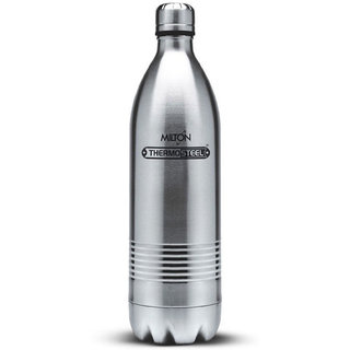 Milton Hot and Cold Water Bottle 1000ML Thermosteel DUO DLX