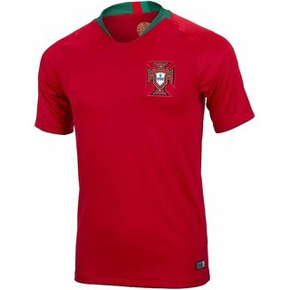 PORTU GAL HOME  WORLD CUP JERSEY 2018