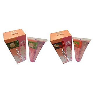 Mars Combo pack of 2 Face  Body Cleansing Scrub Gel (strawberry and Jasmine)