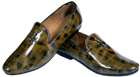 Classic  Style Shoes For Men, Tan