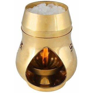 Venya collection brass Incense Burner , Camphor Lamp , Aroma Lamp, Oil Burner, Oil Diffuser