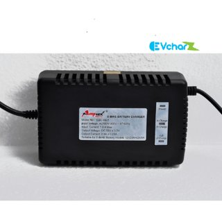 Hero electric bike charger 2.7A  / E-Bike charger / Lead Acid Battery Charger 48V 2.7A