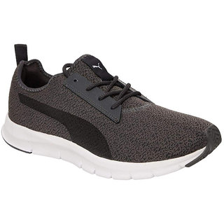 Puma Men Running Flexracer HM NU IDP Grey Sports Shoes