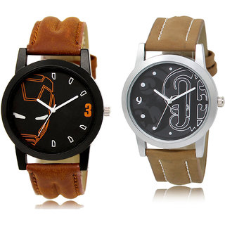ADK LK-04-14 Brown & Black Dial New  Watches for  Men