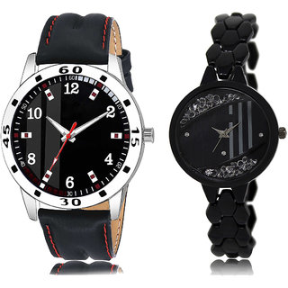 ADK AD-08-LK-221 Black Dial New Arrival Watches for  Couple
