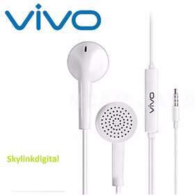 Vivo 3.5 Jack Earphone Headphone With Mic Use For All Mobile