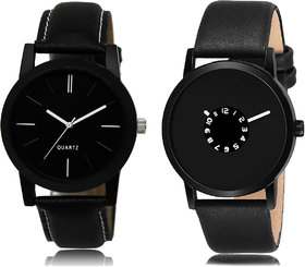 ADK LK-05-25 Black Dial Latest Watches for  Men