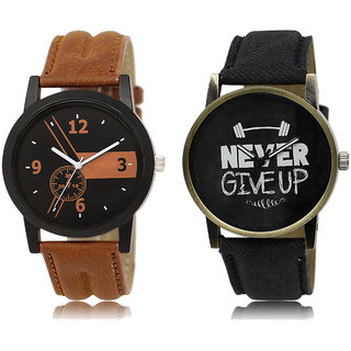 ADK LK-01-27 Brown & Black Dial Special Watches for  Men