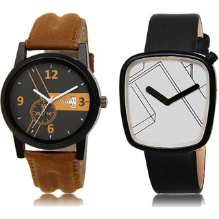 ADK DD-01-LK-43 Brown & White & Black Dial Best Watches for  Men