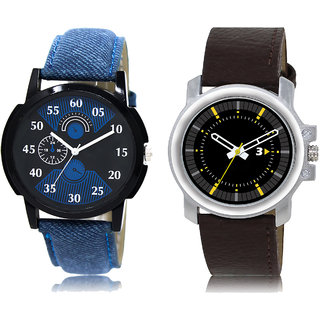 ADK LK-02-44 Blue & Black & Grey Dial Special Watches for  Men