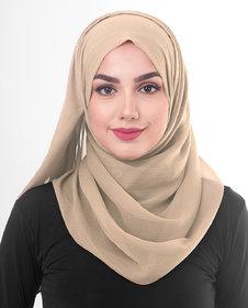 SILK ROUTE London Nomad Poly Chiffon Hijab/ Scarf