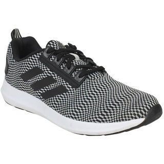 Adidas Mens Black Arius 1 Running Shoe
