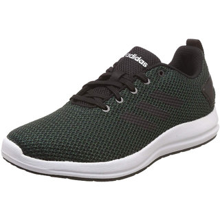 Adidas Mens Black Adistark 3 Running Shoe