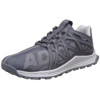 Adidas Mens Grey Footwear Walking Shoe