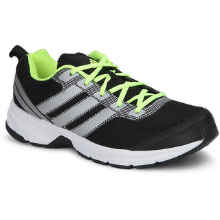 Adidas Mens Black Adipacer Running Shoe
