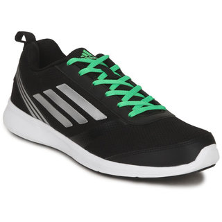Adidas Mens Black Adiray Running Shoe