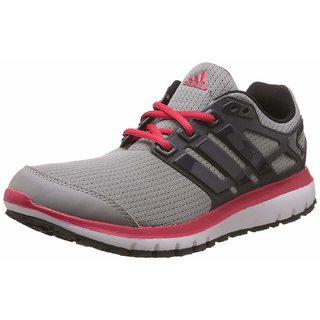 Adidas Mens Grey Energy Cloud M Basketball Shoe