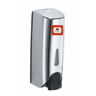 High Finish Mirror Polish Chrome ABS 500 ml Liquid Soap Dispenser